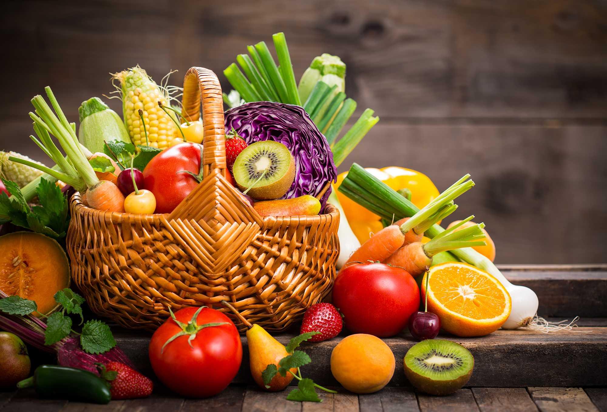 ¿Qué es una ración de frutas y hortalizas?