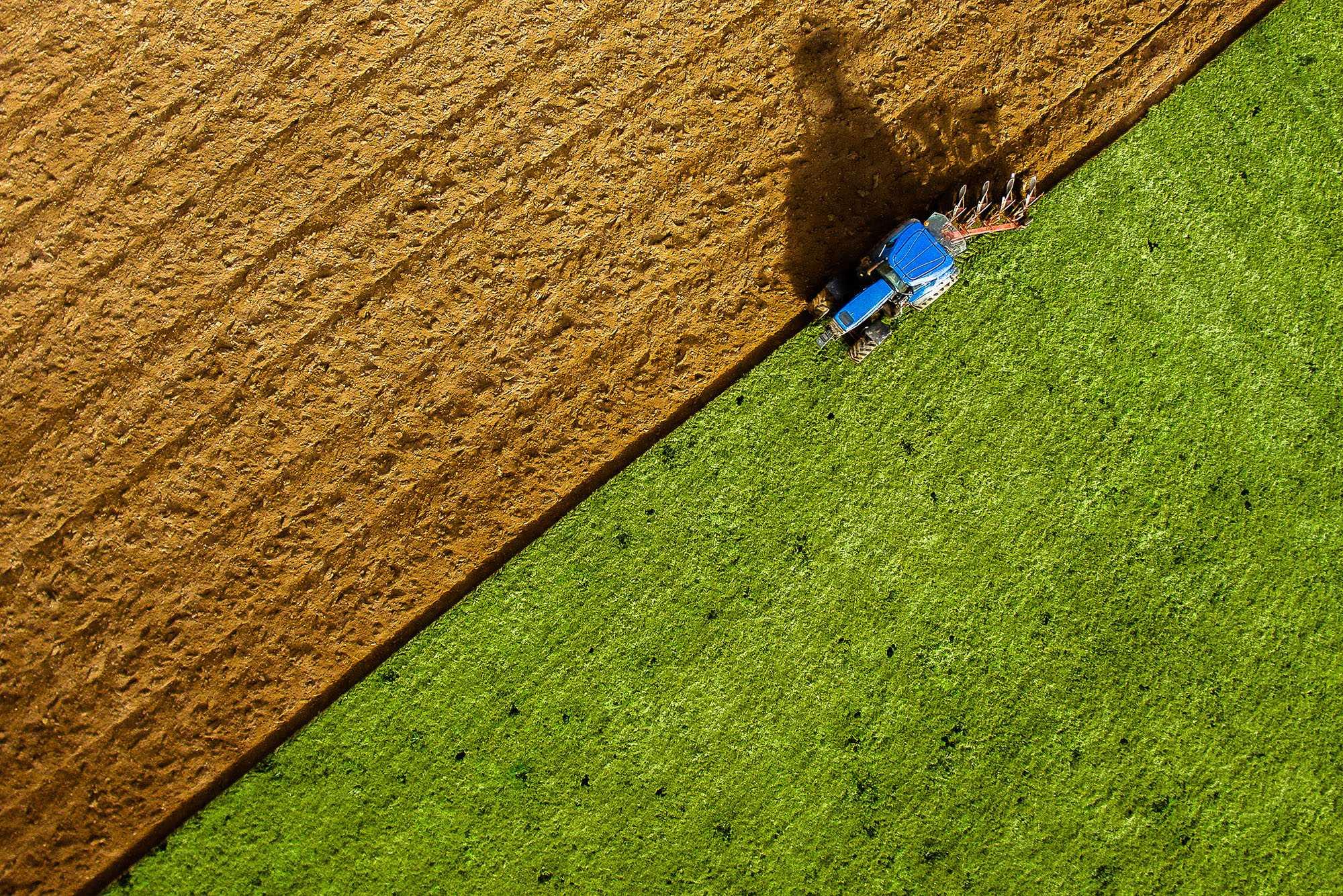 Un sector agrario con ADN humano