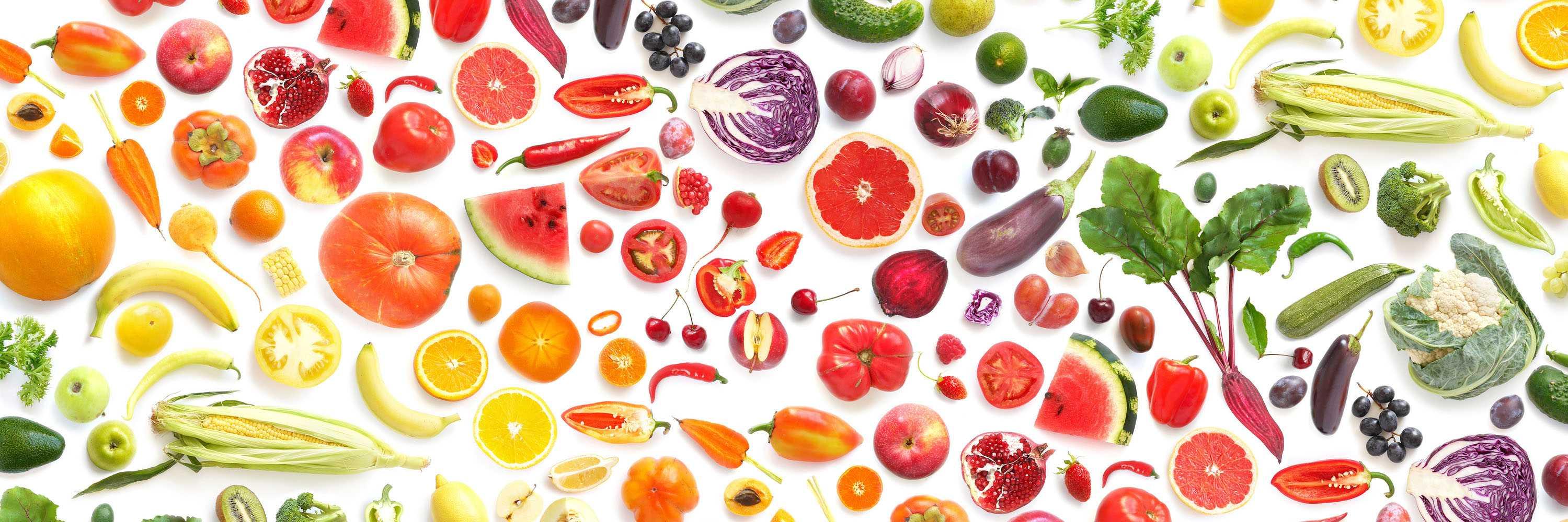¿De dónde surgen las nuevas variedades de frutas y hortalizas?
