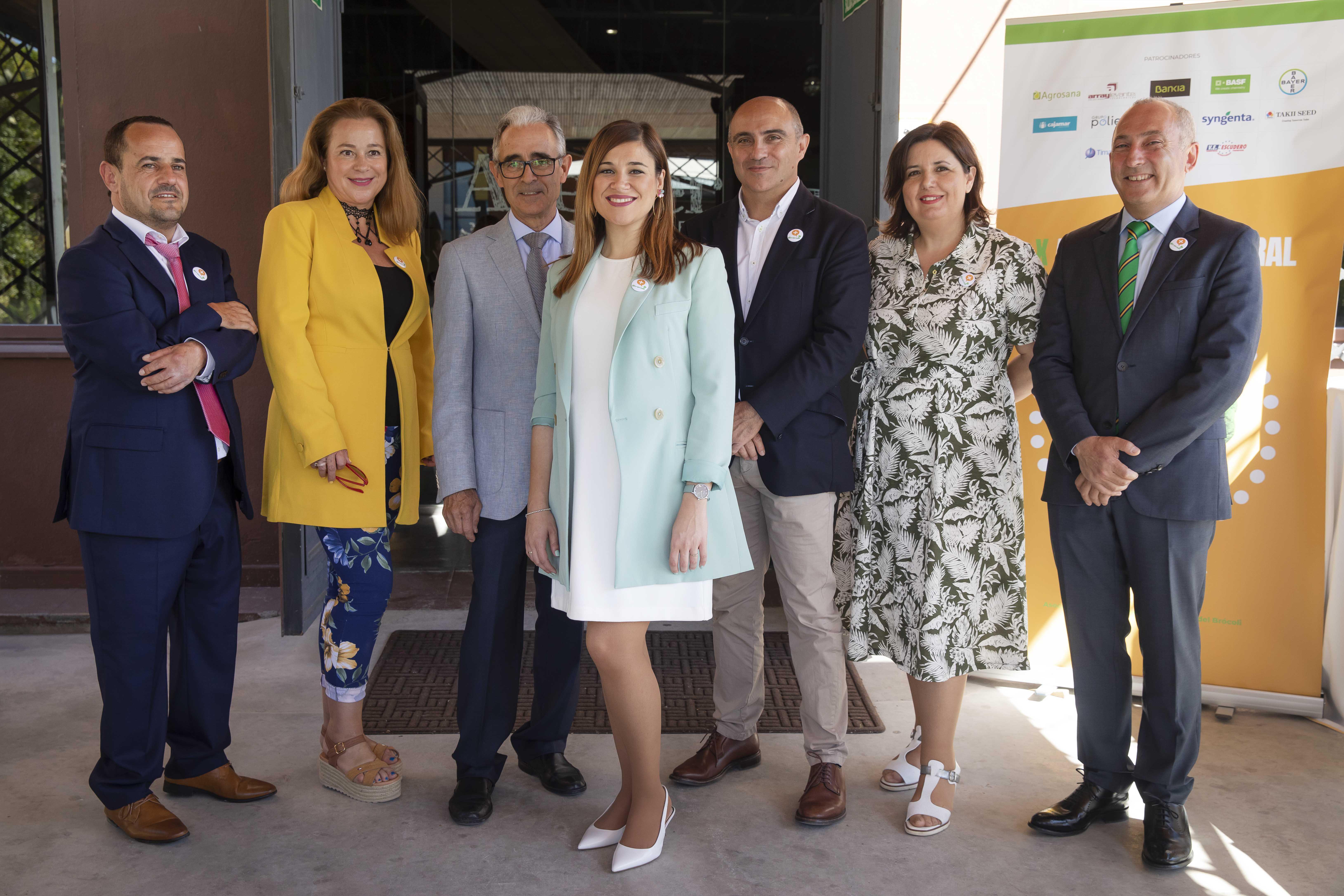 Toñi Piernas, elegida primera presidenta de +Brócoli