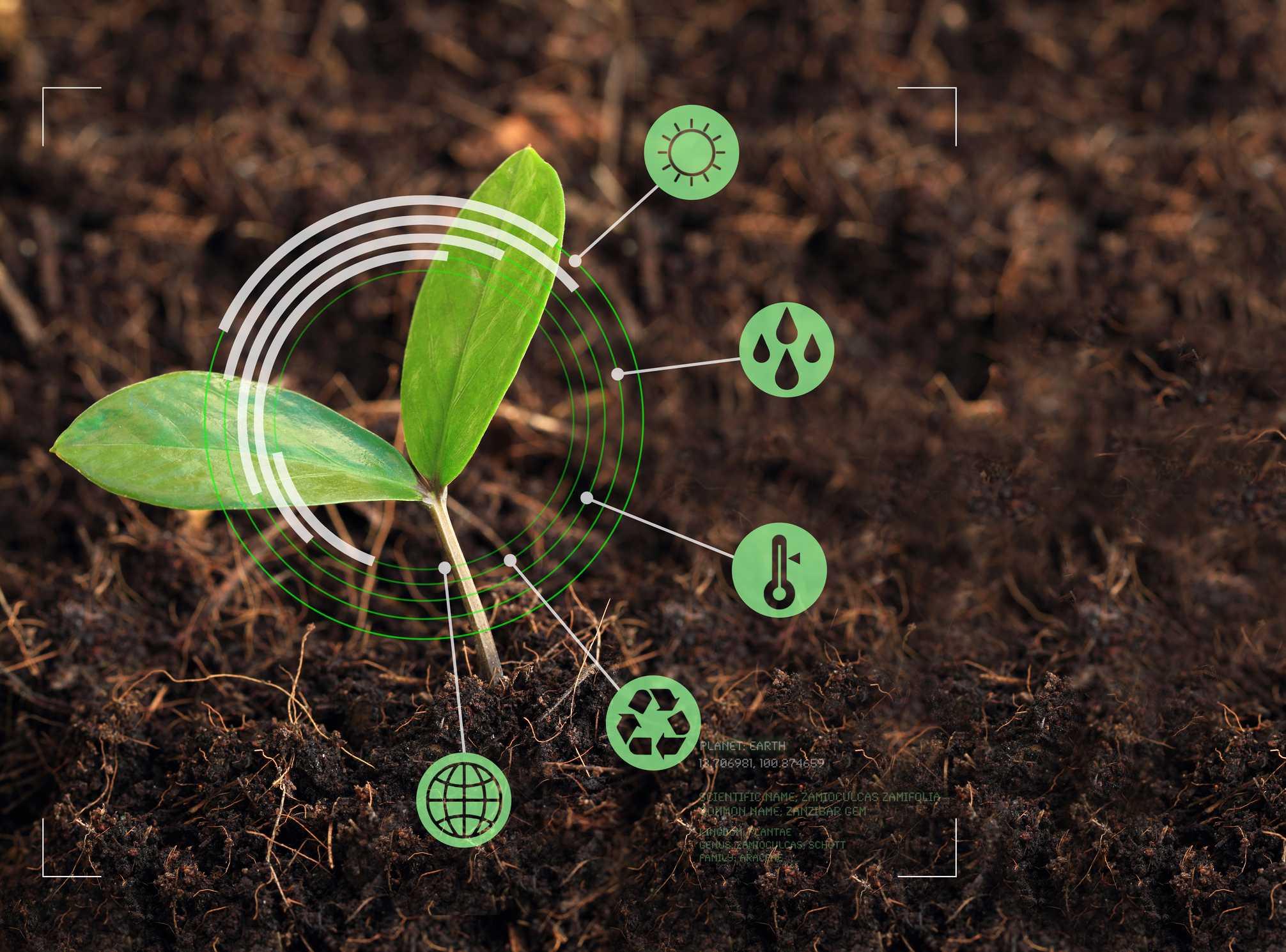 La agricultura contra el cambio climático