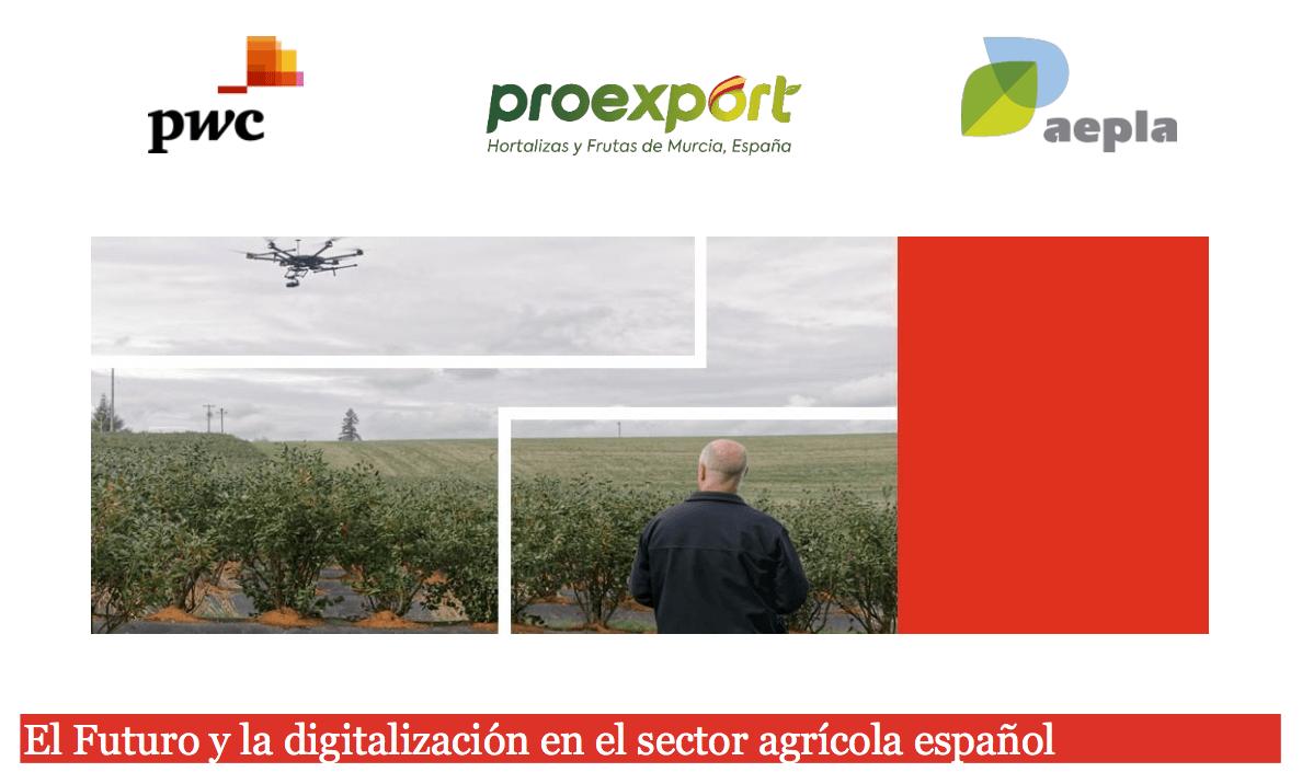 La transformación digital, una oportunidad para el sector hortofrutícola murciano