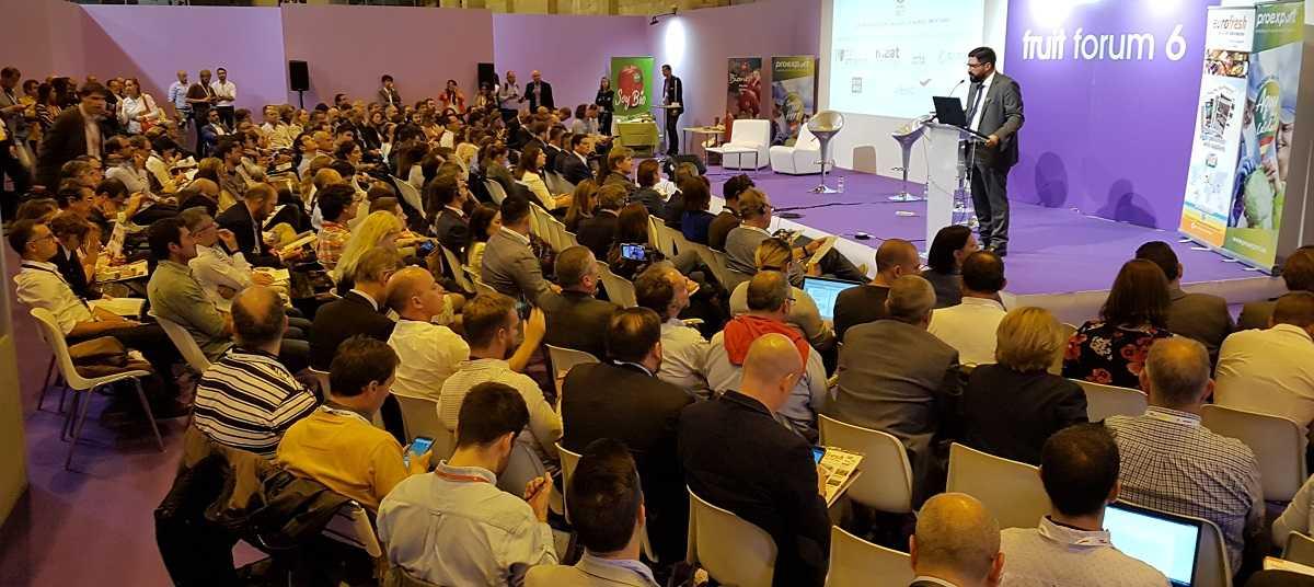 Llega Biofruit Congress, el foro de las verduras ecológicas