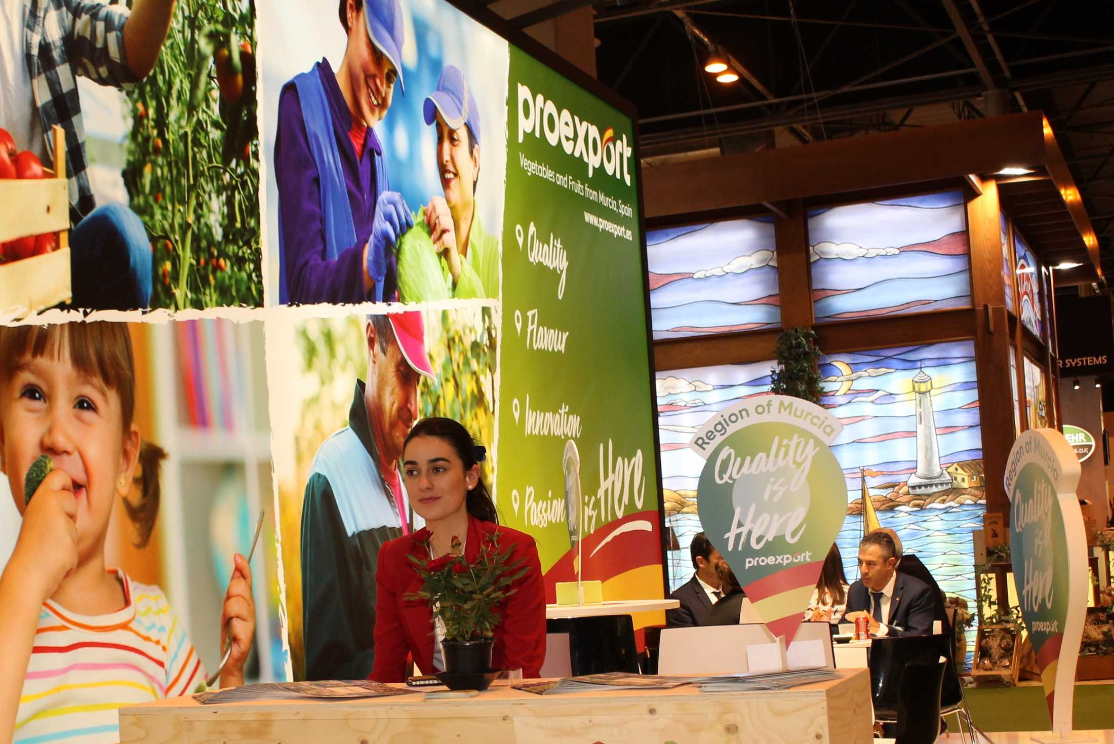 Innovación, sostenibilidad y confianza en Fruit Attraction