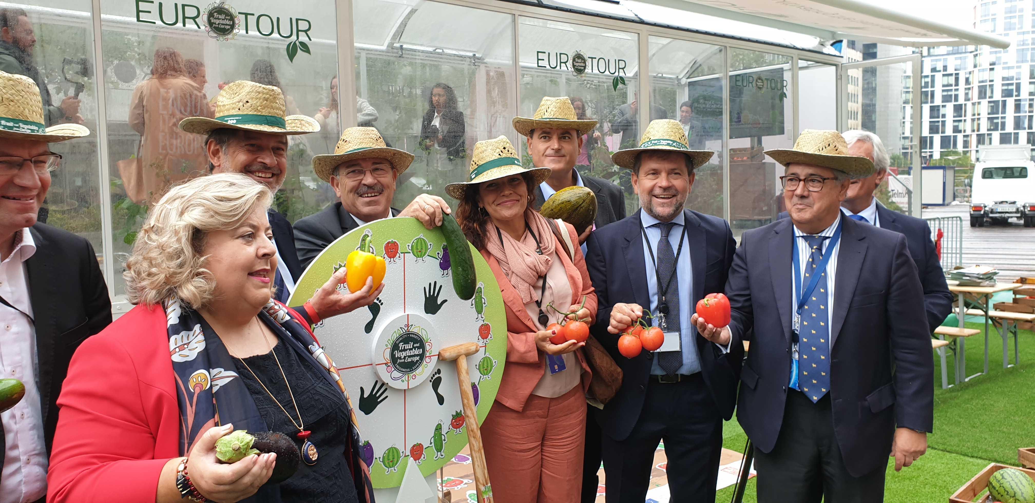 'CuTE, Cultivando el sabor', la campaña de los productores europeos