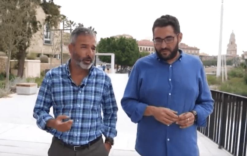 """""""Agua hay y Murcia la merece"""""""