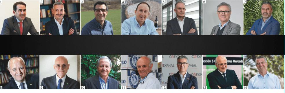 El director de Proexport, entre los diez perfiles más influyentes del sector hortofrutícola