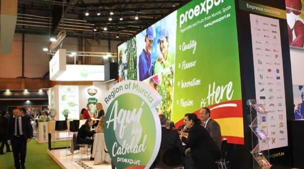 Proexport muestra las novedades de sus asociados en Fruit Attraction