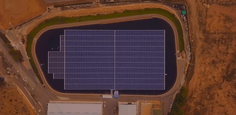 La desaladora de Mazarrón estrena planta fotovoltaica