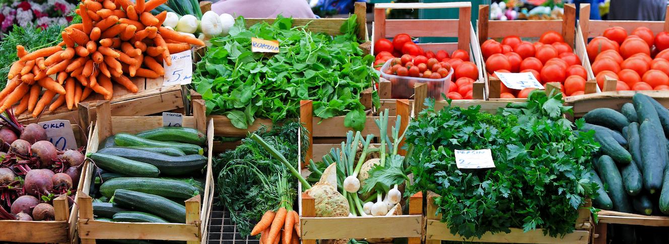 La importación española de frutas y verduras creció un 2% en septiembre