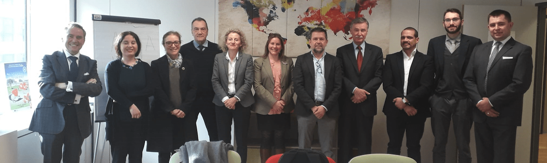 Productores del sector agrario trabajan en defensa del modelo productivo europeo