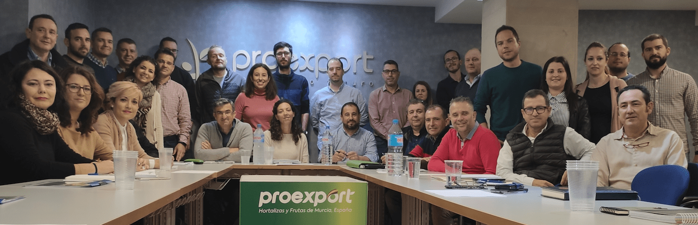 Agrónomos de Proexport impulsan el cumplimiento de la normativa del Mar Menor