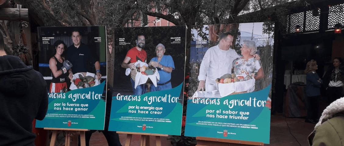 Proexport participa en la campaña 'Gracias, agricultor'
