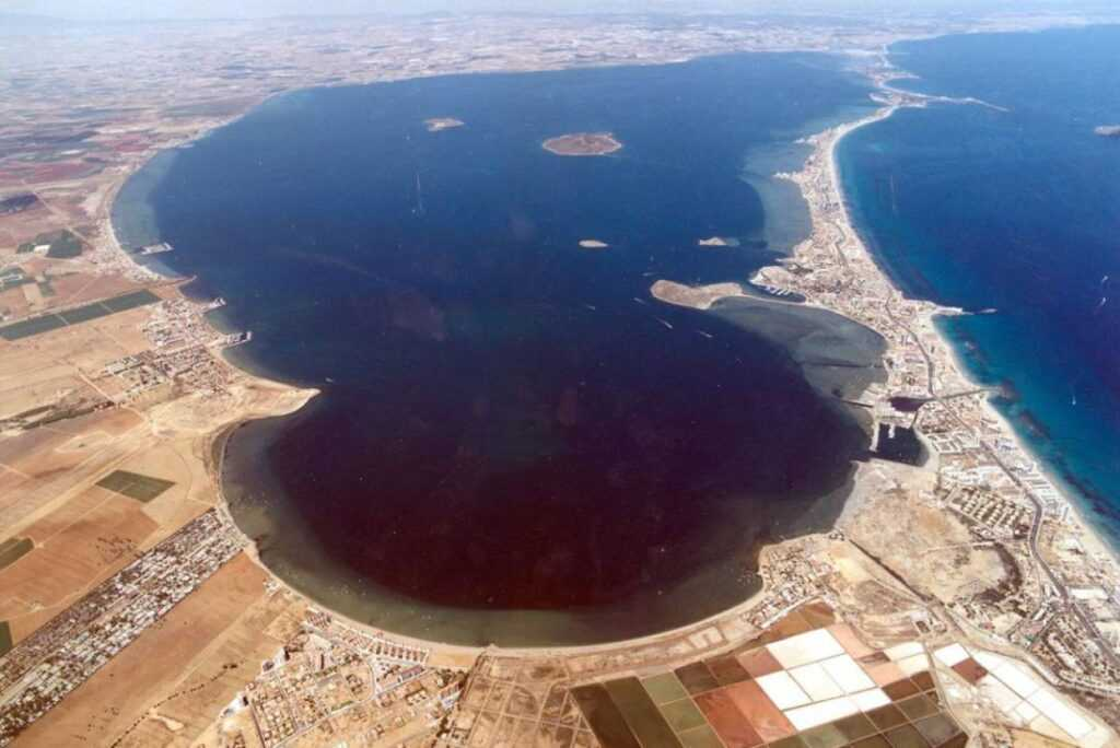 Un estudio de la UPCT determina que es viable la recuperación del Mar Menor con el regadío de la zona agraria