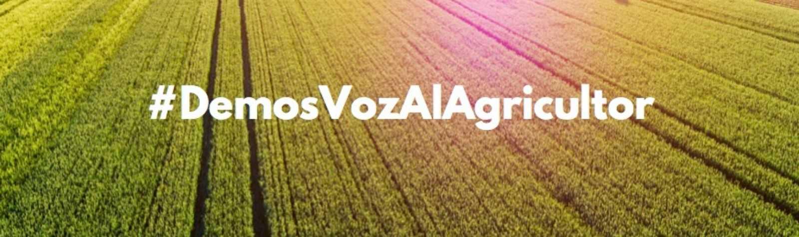 Proexport se implica en la campaña #DemosVozAlAgricultor
