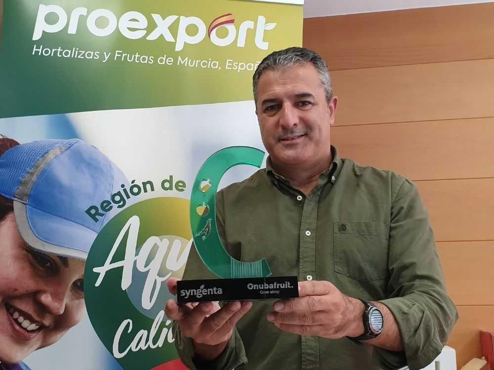 """Proexport recibe el """"Premio Conecta #EstePaísloAlimentamosUnidos"""""""