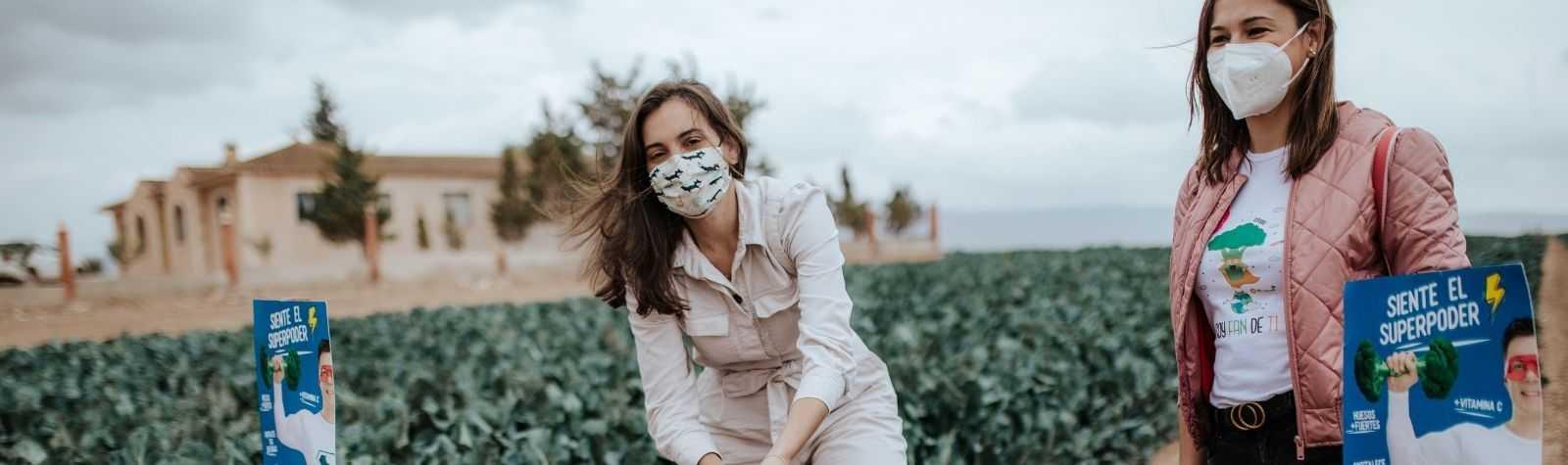 Boticaria García inaugura desde Murcia la campaña de brócoli de invierno