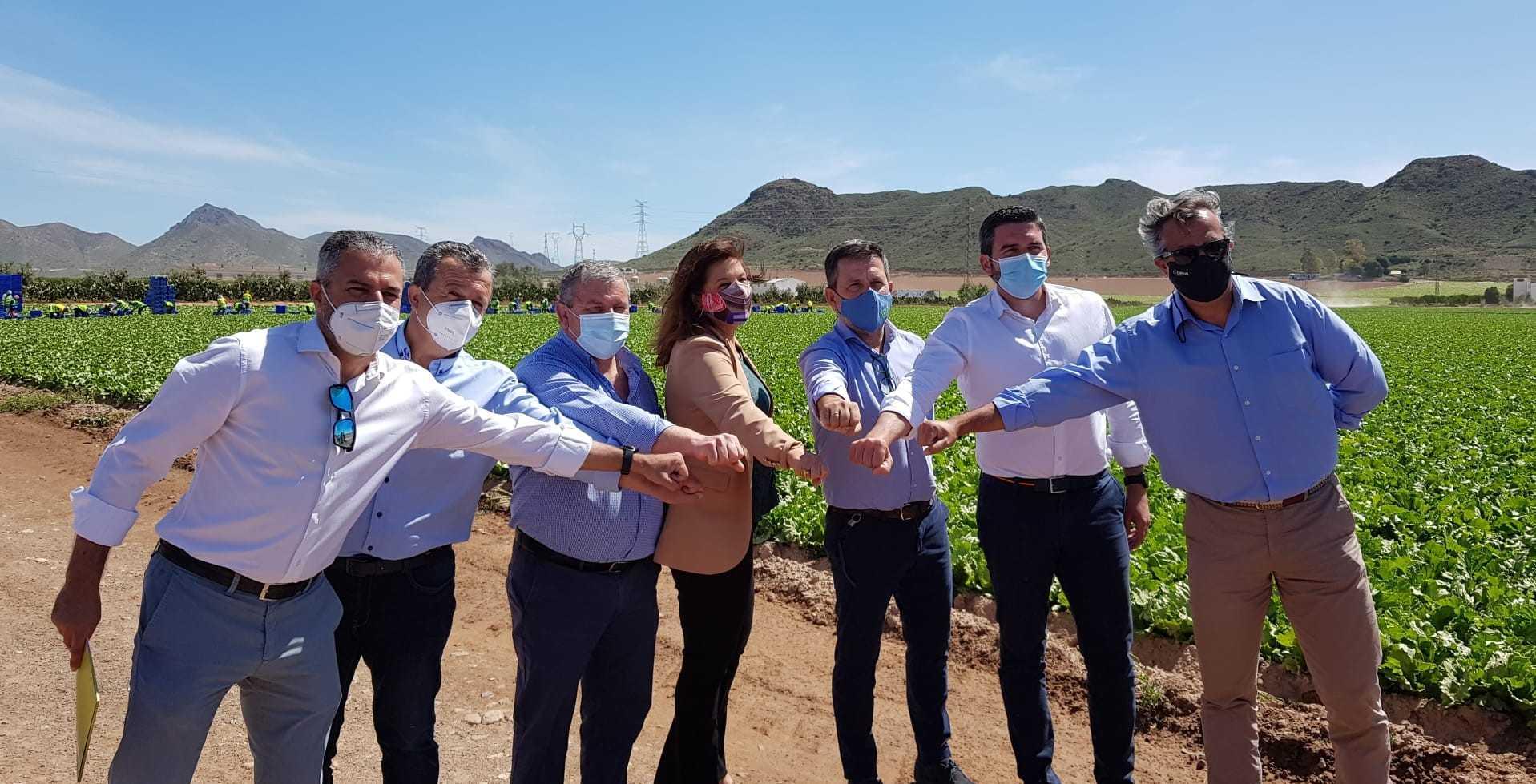 Murcia y Almería se unen para defender la horticultura del Sureste español