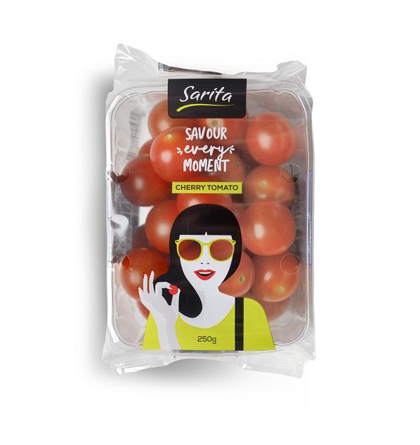 Tomate cherry Sarita